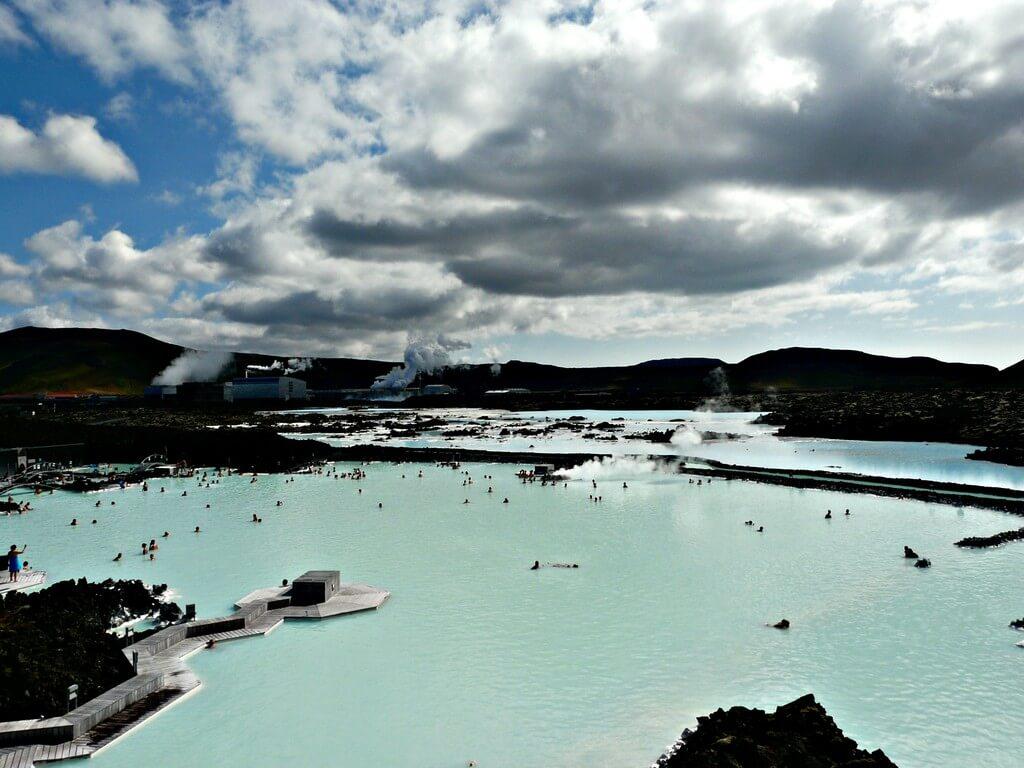 Mavi Lagün - İzlanda